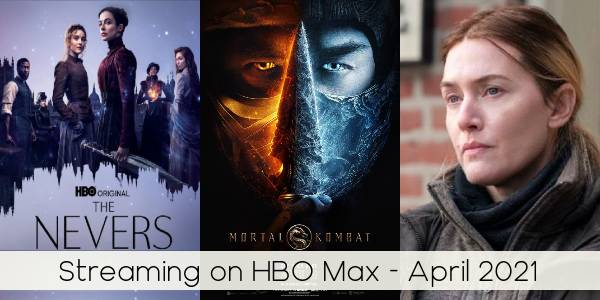 Everything Coming to HBO Max in April 2021