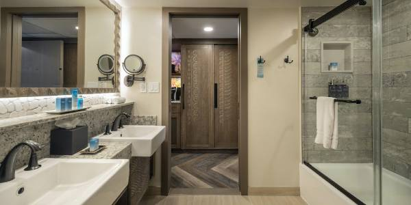 Moana Inspired Rooms at Disney's Polynesian Village Resort