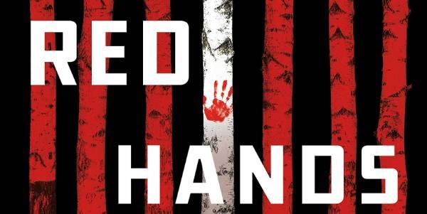 Zengrrl's Book Review - Red Hands by Christopher Golden