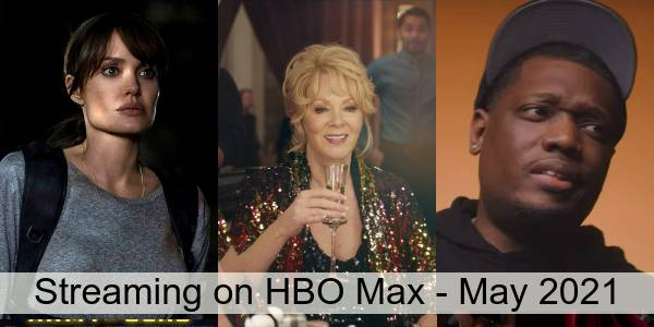 Everything Coming to HBO Max in May 2021