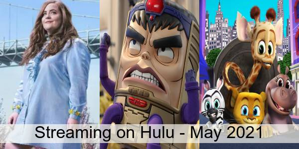 Everything Coming to Hulu in May 2021