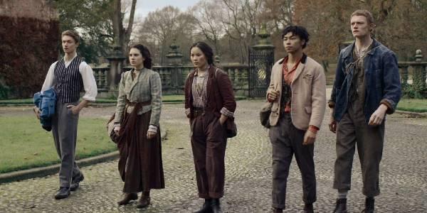 The Irregulars on Netflix - cast