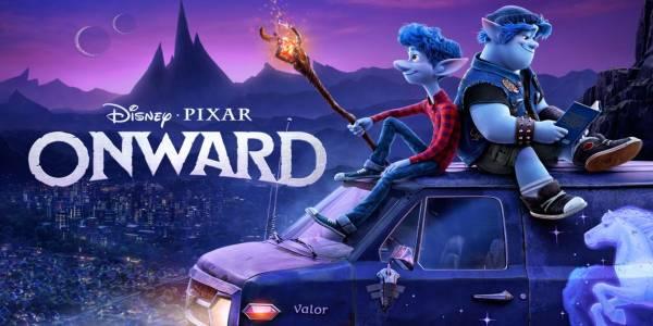 Zengrrl's Movie Review: Disney Pixar's Onward