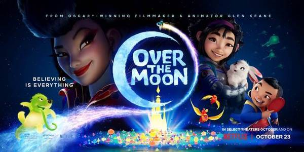 Zengrrl's Movie Review: Over the Moon