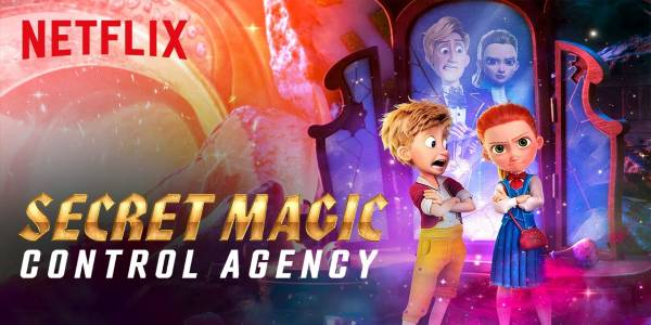 Zengrrl's Movie Review: Secret Magic Control Agency