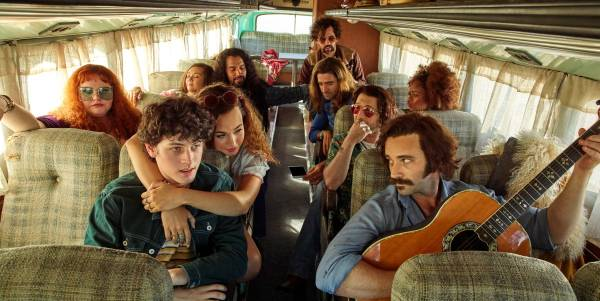 Almost Famous movie cast