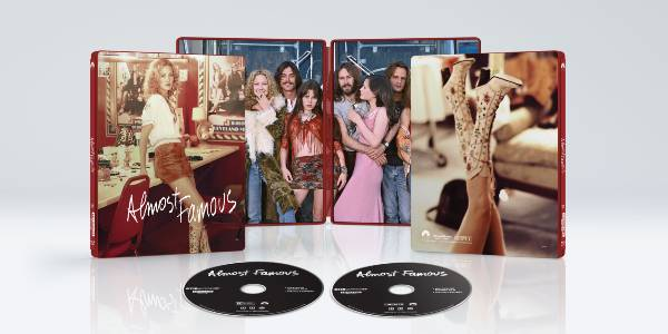 Almost Famous movie steelbox