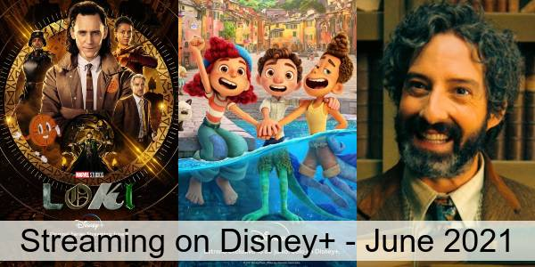 Everything Coming to Disney+ in June 2021