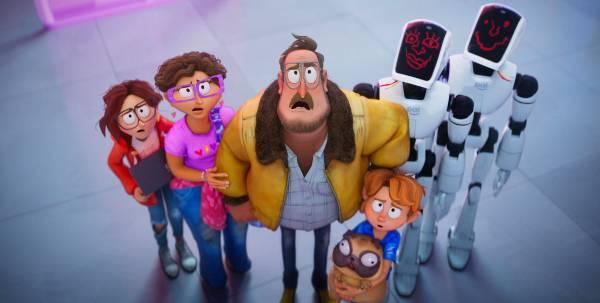 Zengrrl's Movie Review: The Mitchells vs. the Machines
