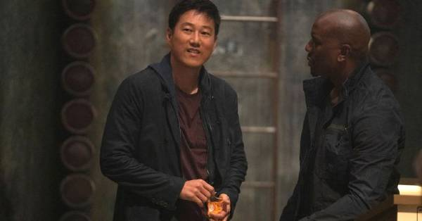Fast & Furious 9 - Han and Roman