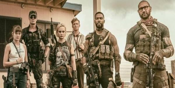 Zengrrl's Movie Review: Army of the Dead