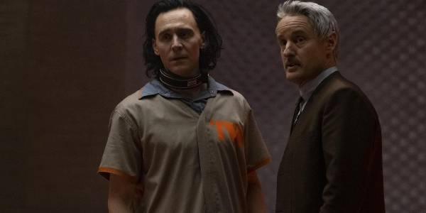 Marvel's Loki Series - Loki and Mobius