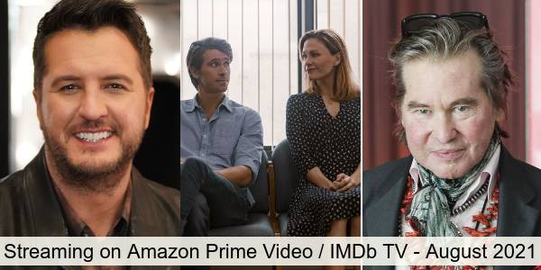 Everything Coming to Amazon Prime Video and IMDb TV in August 2021