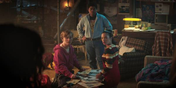 Zengrrl's Movie Review: Fear Street Part One: 1994 (2021)