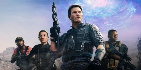 Zengrrl's Movie Review: The Tomorrow War (2021)