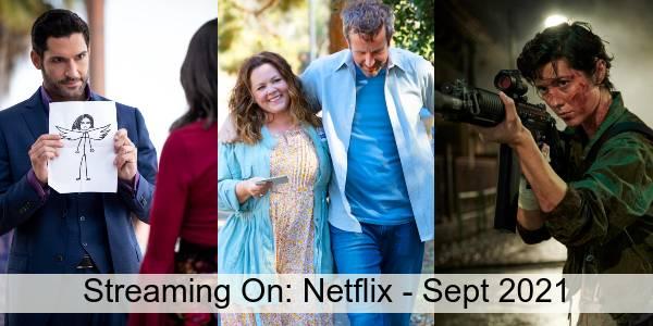 Streaming On: Netflix in September 2021