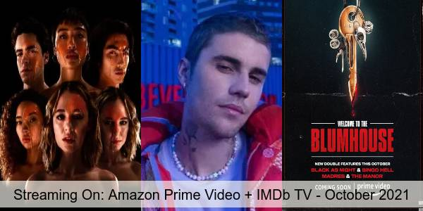 Everything Coming to Amazon Prime Video + IMDb TV in October 2021