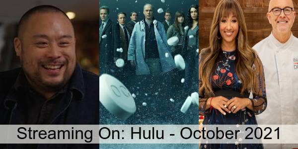 Streaming On: Hulu in October 2021