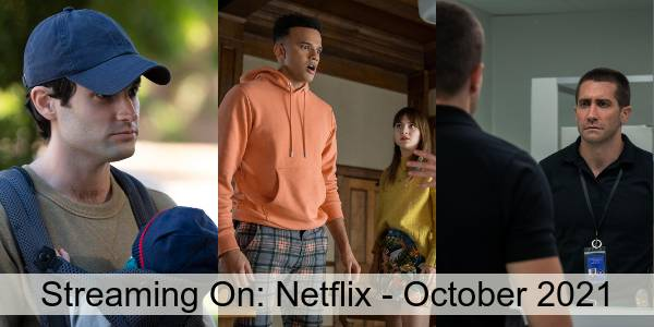 Everything Coming to Netflix in October 2021